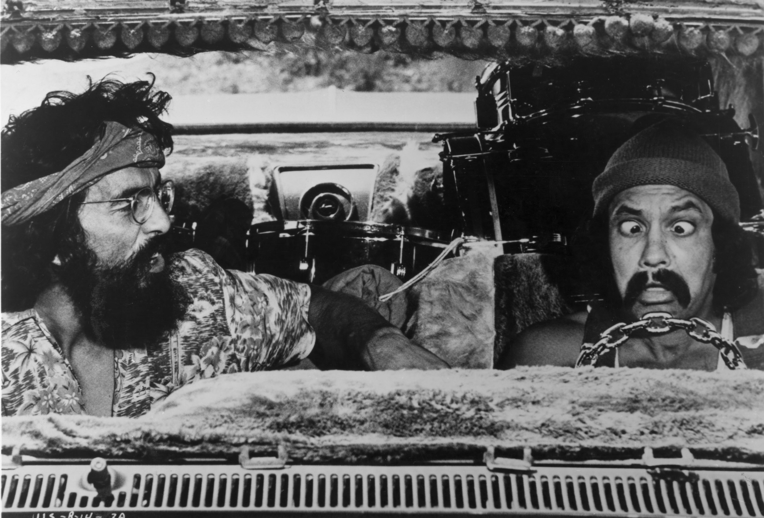 Komédia Cheech and Chong